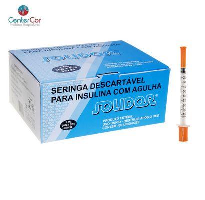 Seringa-de-Insulina-1-ml-com-Agulha-8-x-030mm-Solidor-Caixa-100-Un-centercor-hospitalar-venda-de-produtos-hospitalares-1