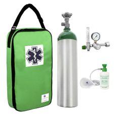 Kit-Oxigenio-Centercor-3L-Sem-Carga-Verde