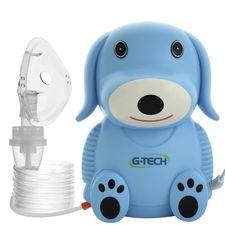 Nebulizador-G-Tech-Dog-Azul