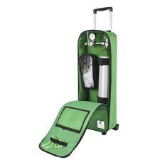 Kit-Oxigenio-Portatil-5-Litros-Bolsa-Verde-com-Rodinhas-Sem-Carga