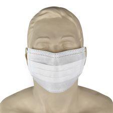 Mascara-Descartavel-Tripla-com-Elastico-Neve-50-Unidades