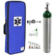 Kit-Oxigenio-5L-Aluminio-com-Bolsa-Royal-Sem-Carga-Valvula-Click
