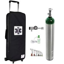 Kit-Oxigenio-5L-Bolsa-Preta-com-Rodinhas-Sem-Carga-Valvula-Click