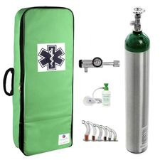 Kit-Oxigenio-5L-Aluminio-com-Bolsa-Verde-Sem-Carga-Valvula-Click