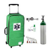 Kit-Oxigenio-3L-Bolsa-Verde-com-Rodinhas-Sem-Carga-Valvula-Click