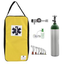 Kit-Oxigenio-3L-Aluminio-com-Bolsa-Amarela-Sem-Carga-Valvula-Click