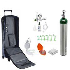 Unidade-de-Emergencia-para-Piscina-com-Cilindro-de-Oxigenio-em-Aluminio-5-Litros-Marinho