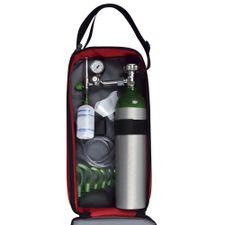 Kit-Oxigenio-Portatil-3-Litros-Aluminio-com-Bolsa-Vermelha-Sem-Carga