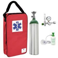 Kit-Oxigenio-Centercor-3L-Sem-Carga-Vermelho