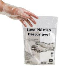 Luva-Plastica-Descartavel-100-Unidades-Nao-Esteril